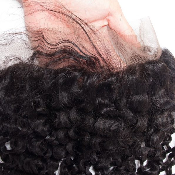 Curly Hair 13×4 Lace Frontal