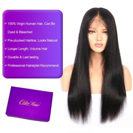 Straight 13x4 Lace Wig