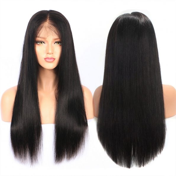 Straight 13×4 Lace Wig