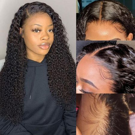 Curly Hair HD 13x4 Lace Front Wig
