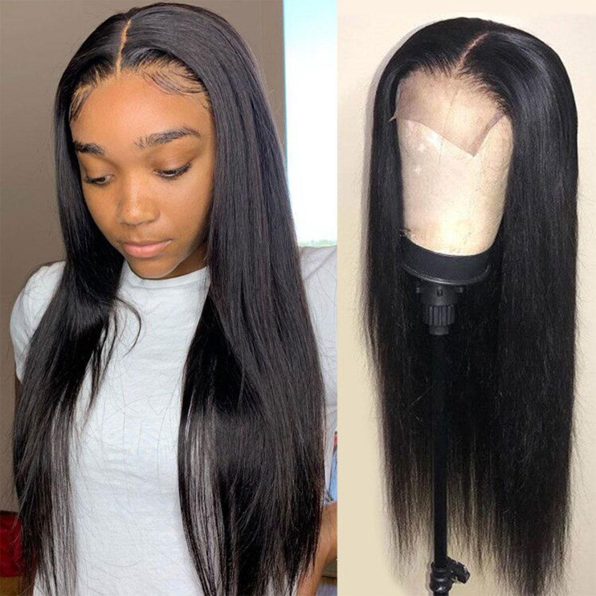 Straight 5x5 Wigs