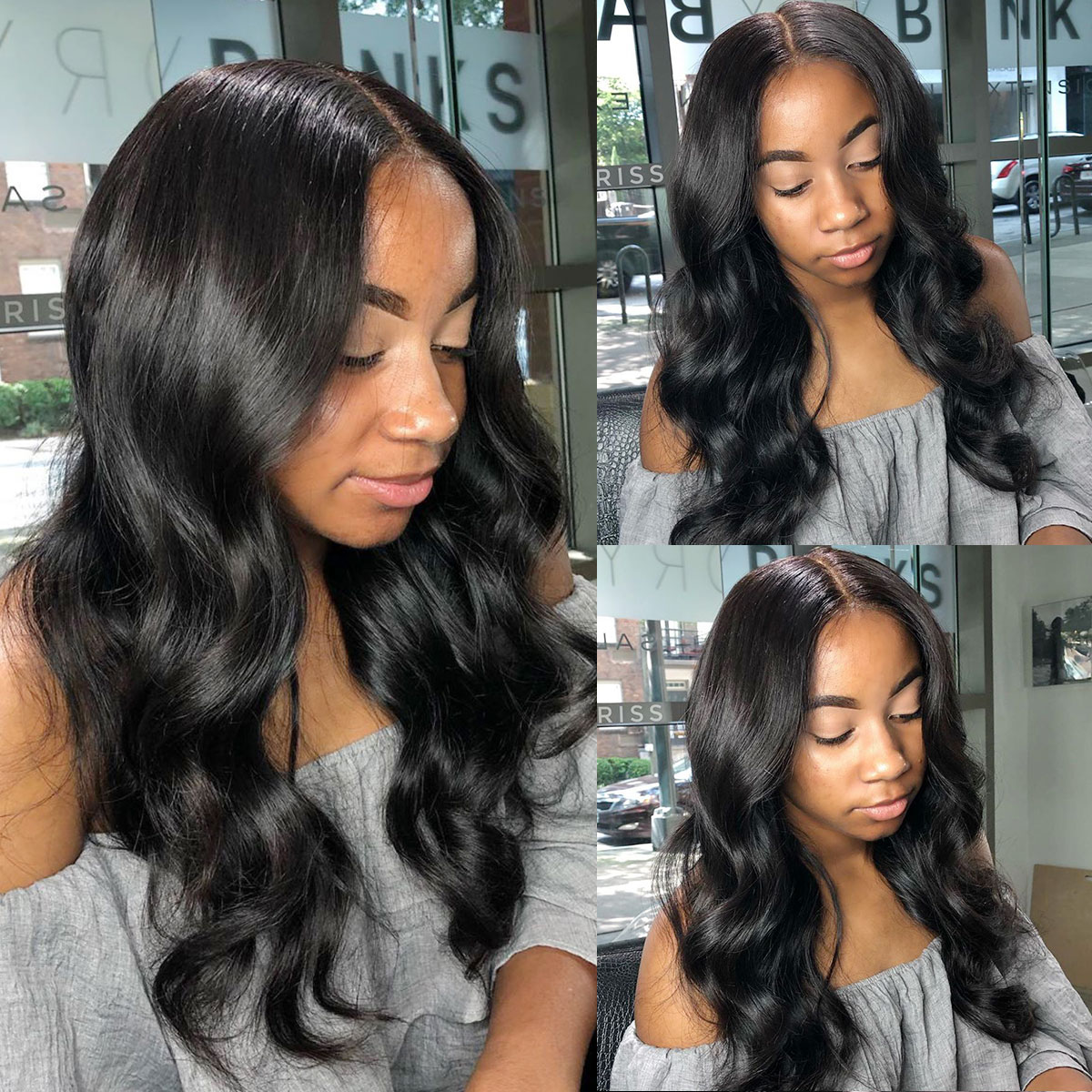 Body Wave 5x5 Lace Wigs
