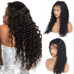 Loose Deep 13×4 Lace Front Wig