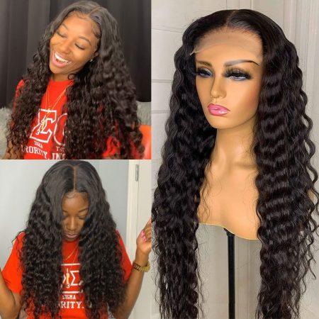 Loose Deep Wave 5x5 Wigs