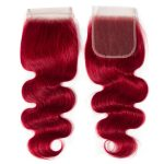 red hair bundles