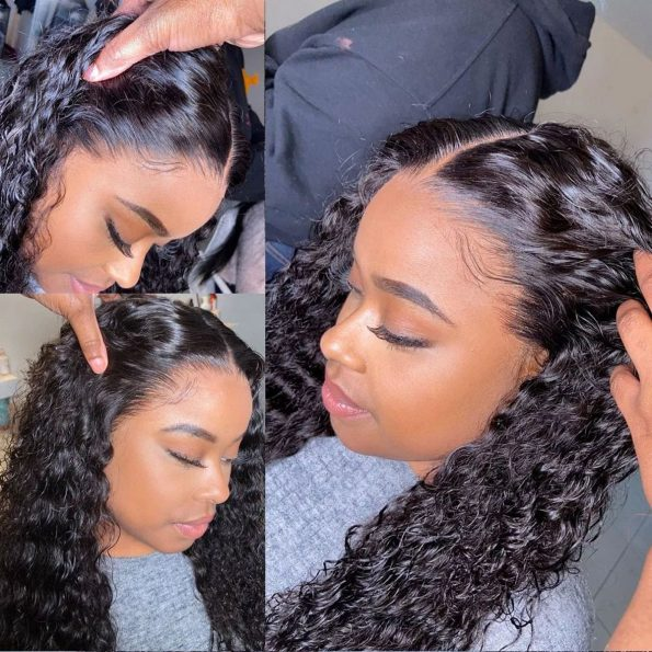 Water Wave 13×4 HD Lace Front Wigs