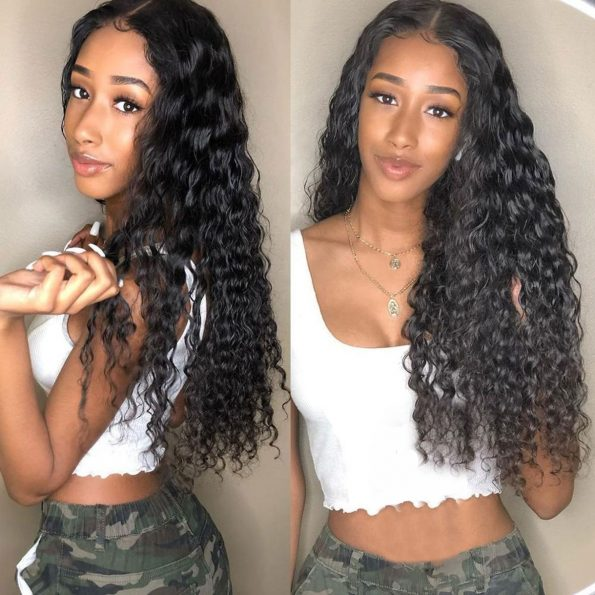 Water Wave 5×5 Lace Wigs