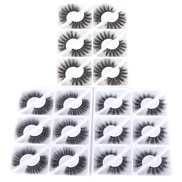 6 paris Eyelash